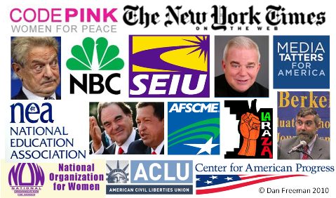 Montage of the New Axis of Evil