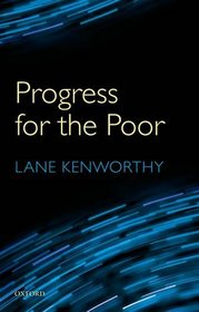 Cover of Progress for the Poor by Lane Kenworthy
